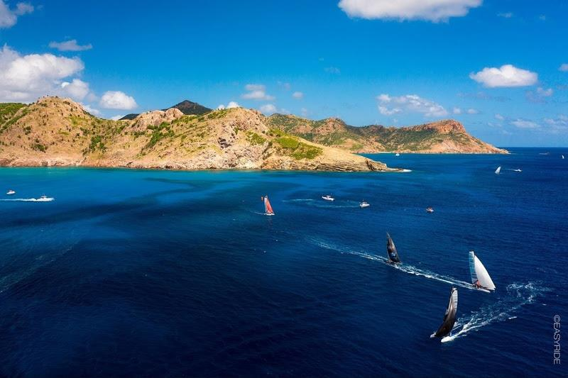 St. Barth Cata-Cup - Day 3 - photo © EasyRide