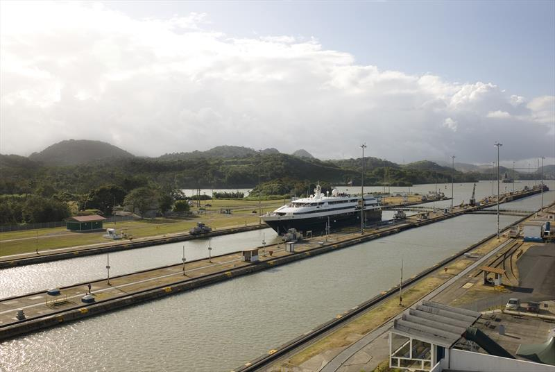 Vessels passing through the Panama Canal will benefit from a wide range of shipping services provided by GAC Group's latest office to open, GAC Panama - photo © GAC Pindar