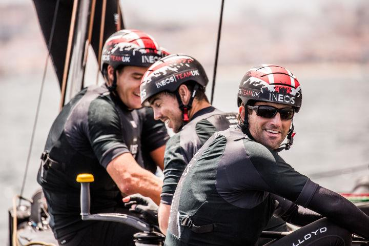 Ben Ainslie's INEOS TEAM UK during the GC32 Racing Tour - photo © Sailing Energy / GC32 Racing Tour