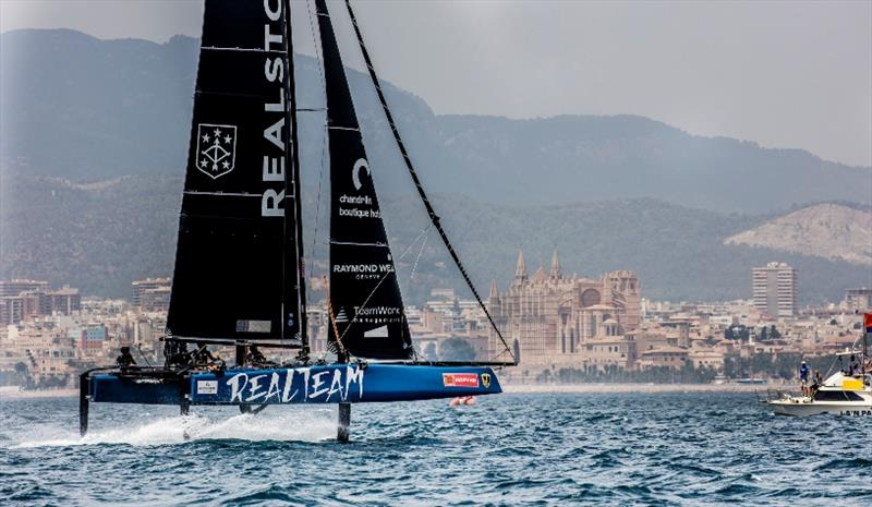 Racing at Copa del Rey MAPFRE takes place alongside other grand prix classes. - photo © Jesus Renedo / GC32 Racing Tour