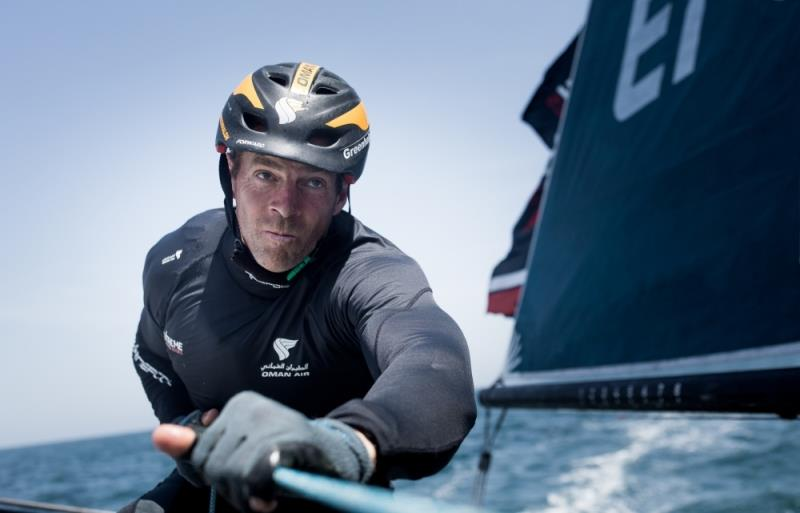 2018 Extreme Sailing Series Muscat Act 1 - photo © Lloyd Images