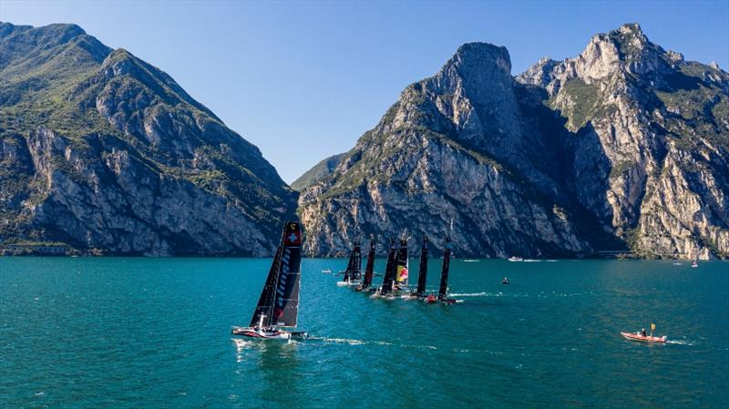 2019 GC32 Riva Cup: GC32s return to Italian sailing mecca