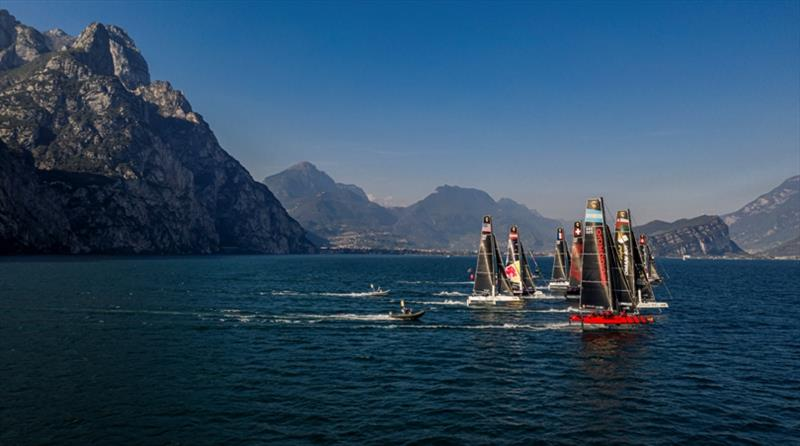 2019 GC32 Riva Cup - Day 2: Oman Air fights back