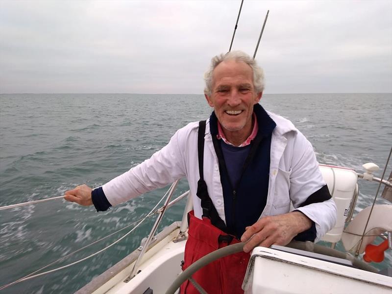 All Ships Alert for missing yachtsman Robin Davie