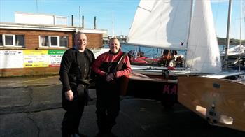 Meningitis Chase Race at East Antrim Boat Club