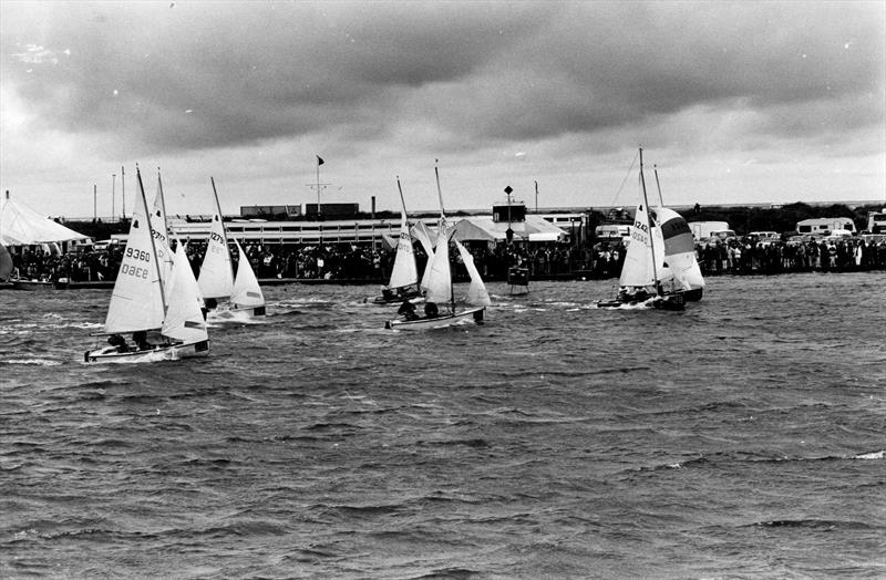 24th West Lancs 24 hour race start in 1987 - photo © WLYC