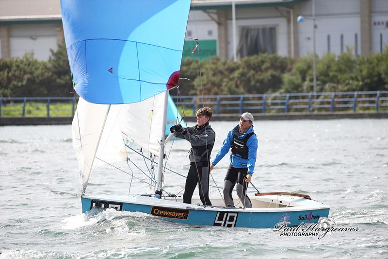 Sail 4 Holly Cumbria Youth during the 52nd West Lancs Yacht Club 24 Hour Race - photo © Paul Hargreaves