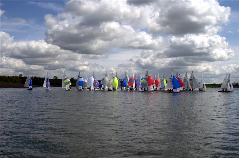 Gp14 Inlands Champinships At Northampton Sailing Club