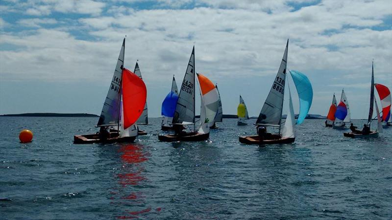GP14 Leinster Championship at Skerries - photo © SSC