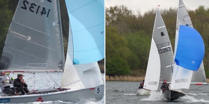 Craftinsure GP14 Midland Championships at Staunton Harold Sailing Club