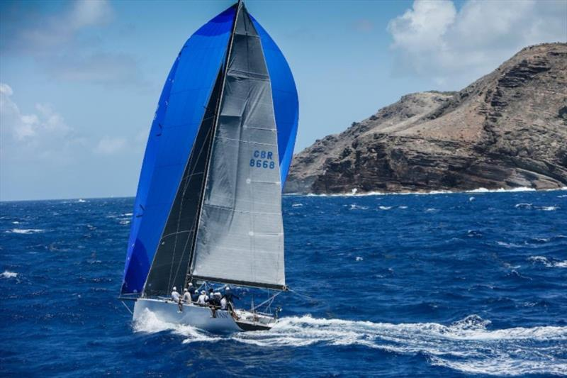 New to this year's race is the pocket rocket GP42 Phan, chartered by Patrick and Catherine Keohane - photo © Paul Wyeth / pwpictures.com