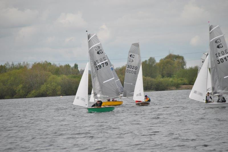 Graduate Nationals at Stewartby Water - photo © Bill Strange