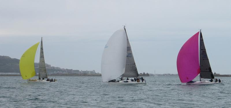Grand Surprises during the Yacht Clubs of Weymouth Regatta - photo © Combined Yacht Clubs of Weymouth