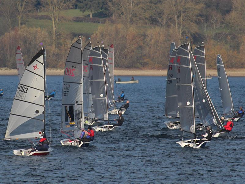 Hadron H2 Inlands at Draycote - photo © Keith Callaghan