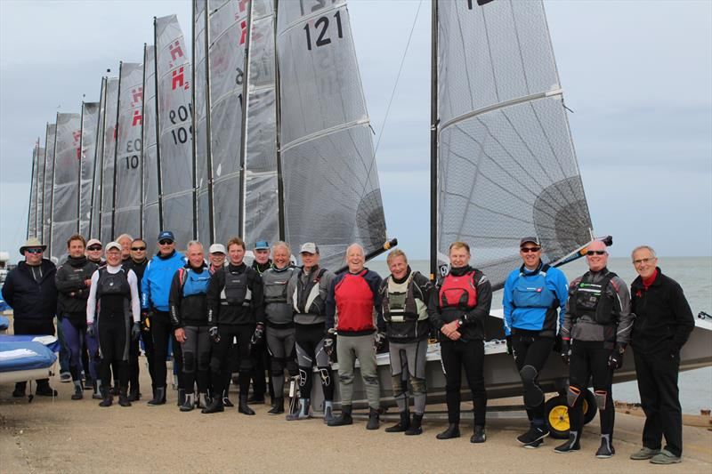 Hadron H2 National Championship at Arun Yacht Club - Preview