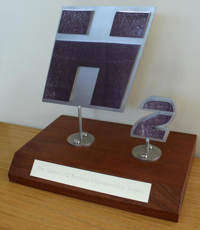 The Harold Smith Championship Trophy for the Hadron H2 National Championship - photo © Keith Callaghan