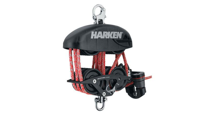 Harken GP Catamaran Ceramic Mainsheet System - photo © Harken