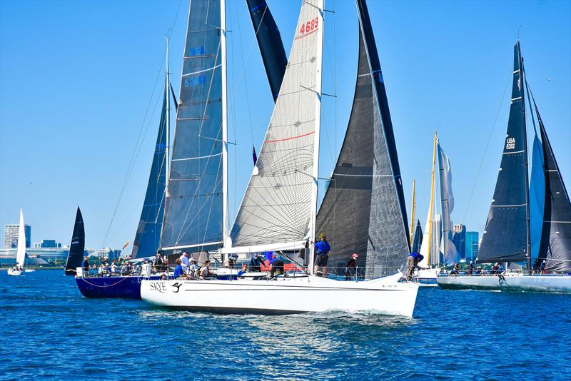 Chicago Regatta uses a variety of different racing activities to raise money for charity - photo © CYC