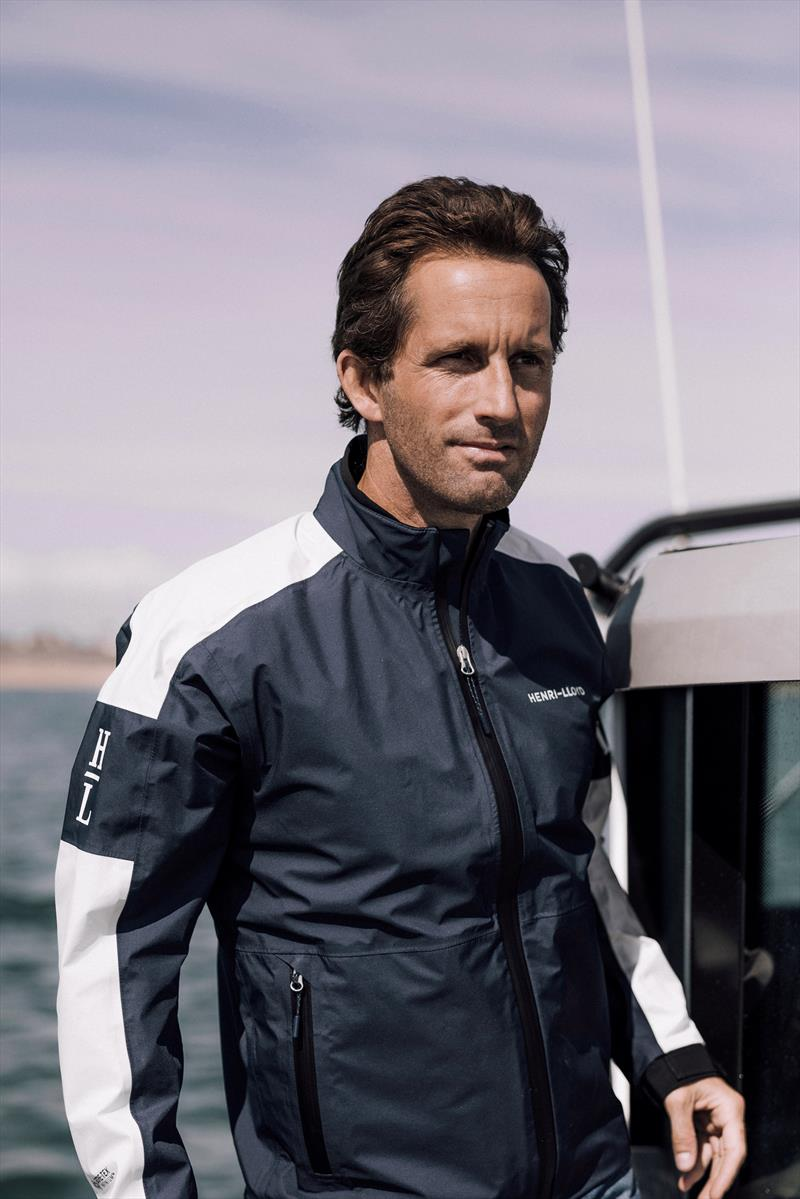 Henri-Lloyd M-Race Jacket photo copyright Henri-Lloyd taken at  and featuring the  class