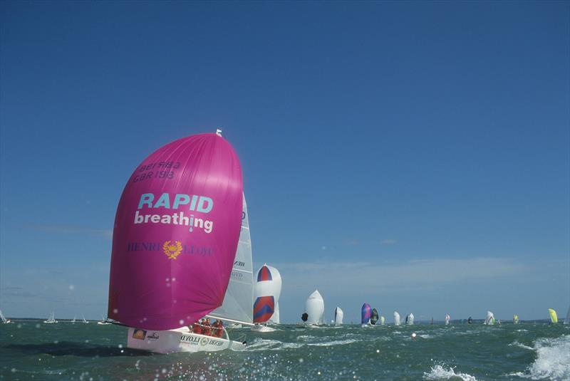new products d21d7 cde31 Interview with Paul Strzelecki of Henri Lloyd at AAM Cowes Week