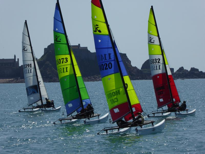 Channel Islands Hobie Cat Championships - photo © Elaine Burgis