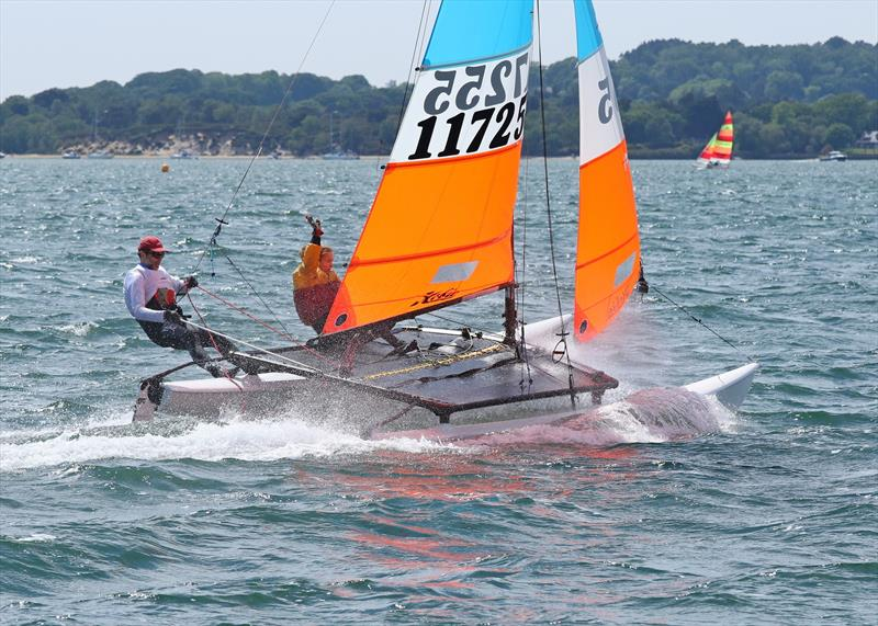 Hobie 16 UK National Championships at Poole Yacht Club