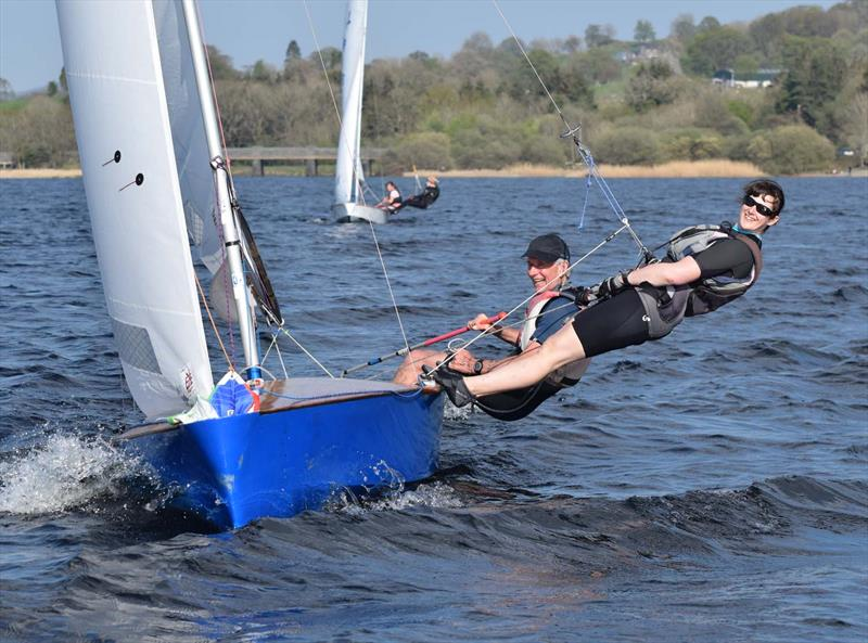 Bala Easter Regatta 2019 - photo © John Hunter