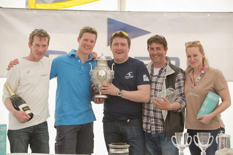 'Seaword' from Port Edgar wins Silvers Marine Scottish Series trophy - photo © Marc Turner / CCC