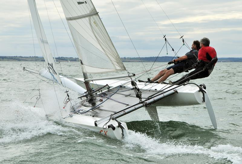 Hurricane 5.9 Nationals at Canvey Island - photo © Nick Champion / www.championmarinephotography.co.uk