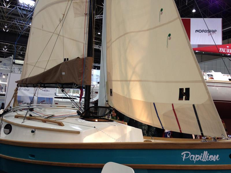 Swallow Yachts Bay Cruiser 23 - photo © Hyde Sails