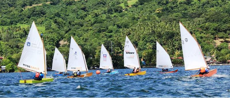 Philippine Oz Goose Nationals 2017 - photo © Hyde Sails