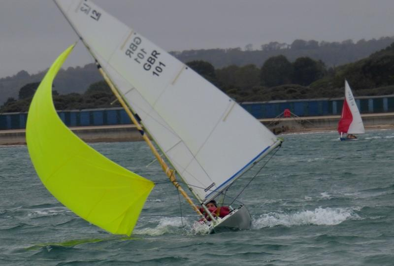 The Illusion season starts at Bembridge with the Flying Dutchman Trophy - photo © Mike Samuelson