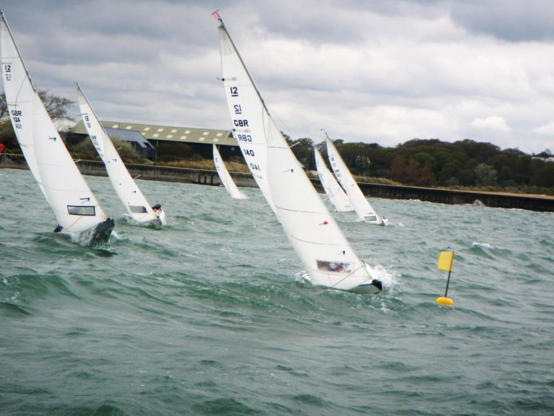 Bembridge Illusion Woodford Long Distance Trophy - photo © Mike Samuelson