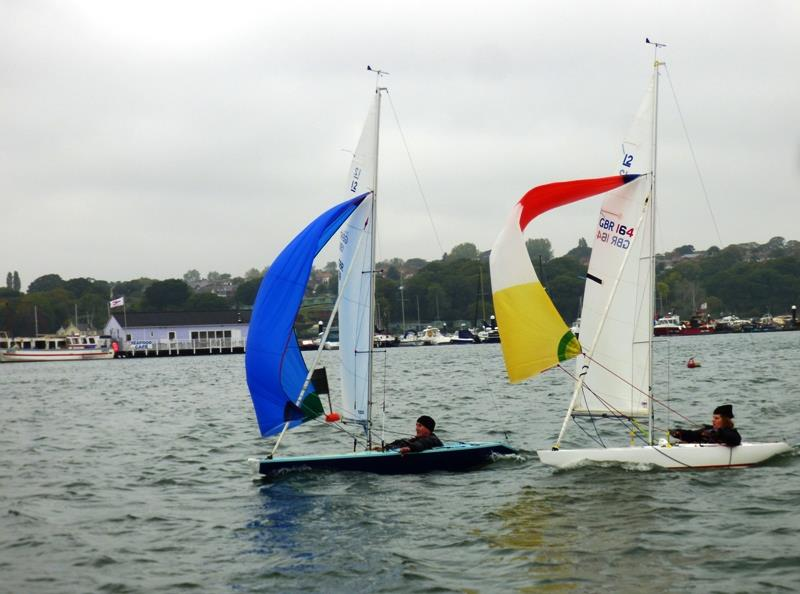 Illusion season opener at Bembridge - photo © Mike Samuelson