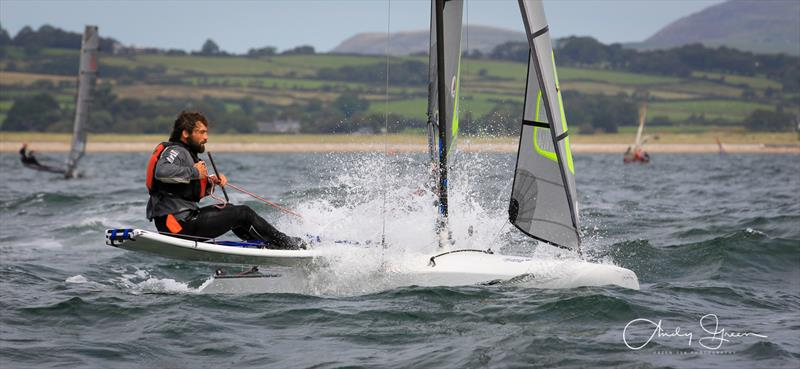 International Canoe Worlds at Pwllheli day 4 - photo © Andy Green / www.greenseaphotography.co.uk