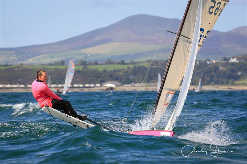 International Canoe Worlds at Pwllheli day 5 - photo © Andy Green / www.greenseaphotography.co.uk