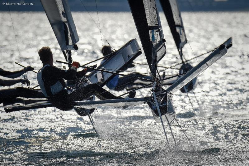 Foiling Week Regatta - photo © Martina Orsini