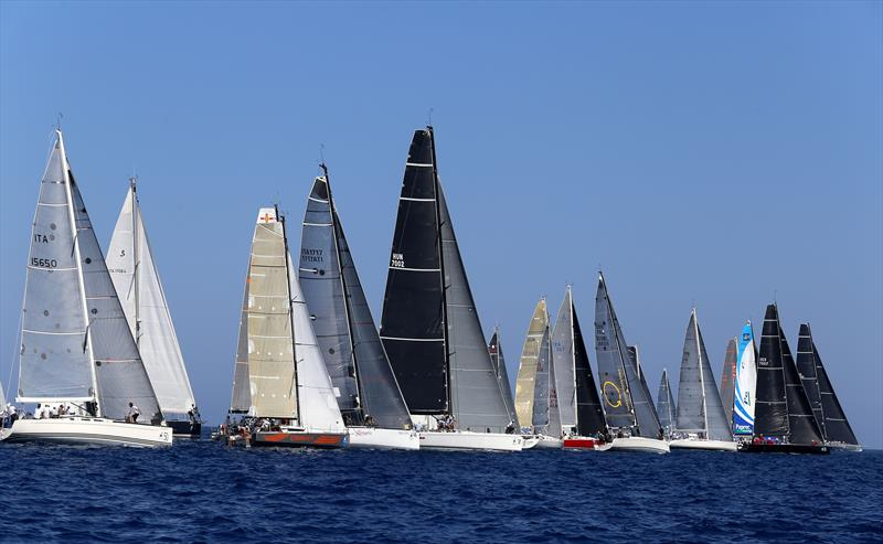 Start of the 12th Palermo-Montecarlo race - photo © Andrea Carloni