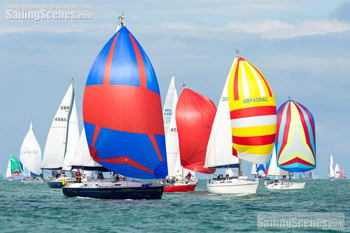 The Round the Island Race: Four seasons in one incredible day