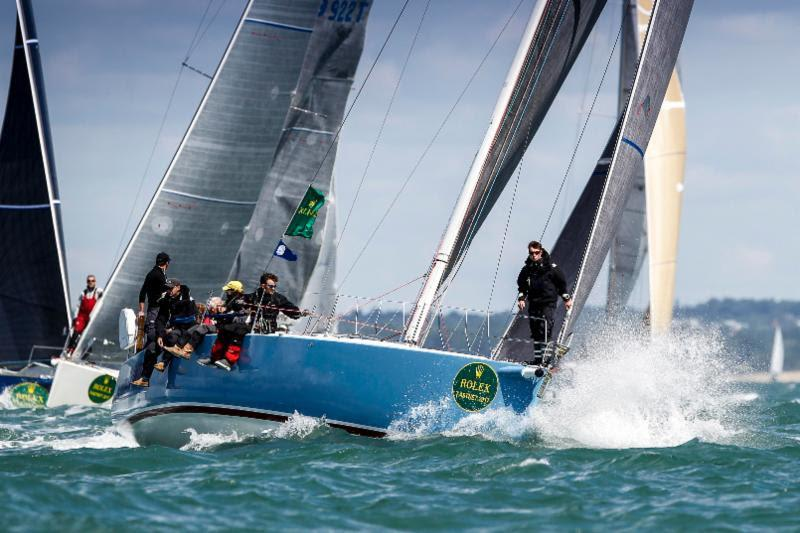 Gilles Fournier's J/133, Pintia secures IRC Two - photo © Paul Wyeth / www.pwpictures.com