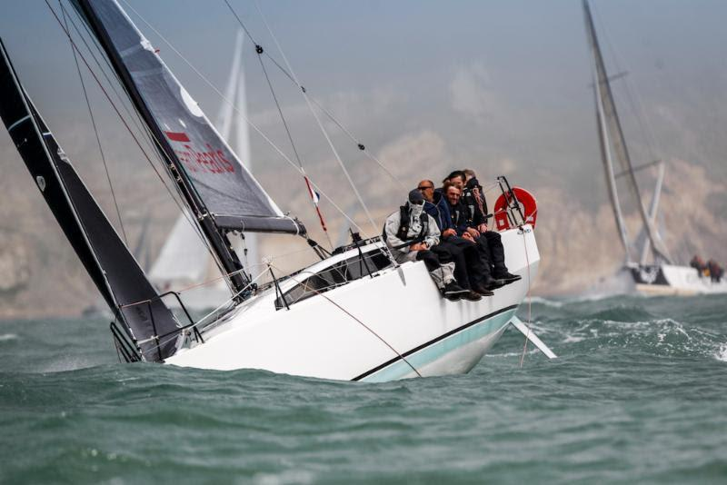 IRC Three winner - Arnaud Delamare and Eric Mordret's JPK 10.80, Dream Pearls - photo © Paul Wyeth / www.pwpictures.com