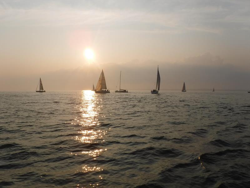 Junior Offshore Group C-Data Cowes - Dielette Race