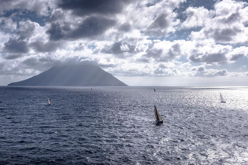 Escapado during the Rolex Middle Sea Race 2018 - photo © Rolex / Kurt Arrigo