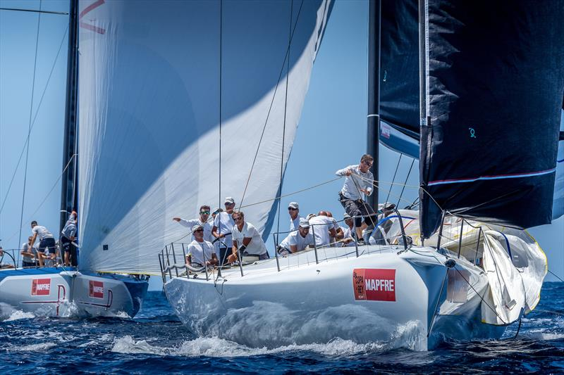 Cannonball, 2nd overall Mallorca Sotheby's IRC on day 2 at 38 Copa del Rey MAPFRE - photo © Nico Martínez / Copa del Rey MAPFRE