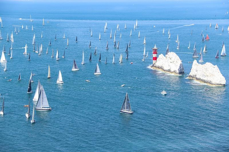 2019 Round the Island Race - photo © George Mills