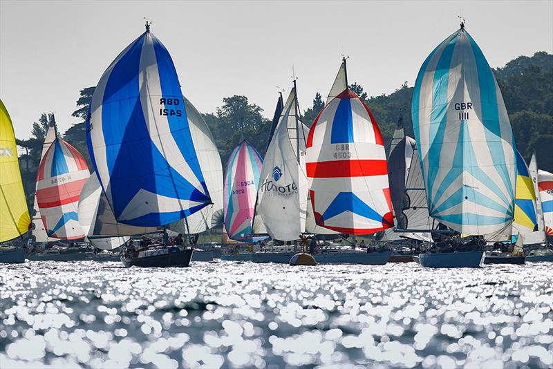 2019 Round the Island Race - photo © Paul Wyeth