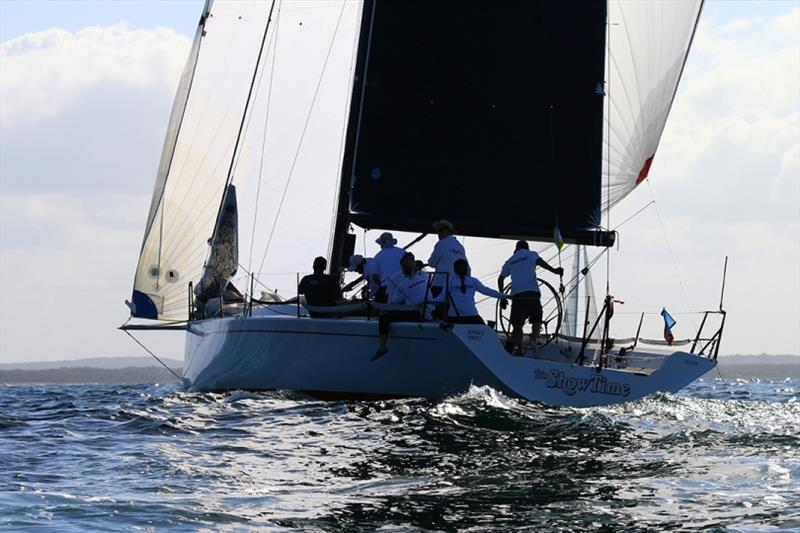 Sail Port Stephens - Day 2 - Pittwater's Showtime - photo © Mark Rothfield