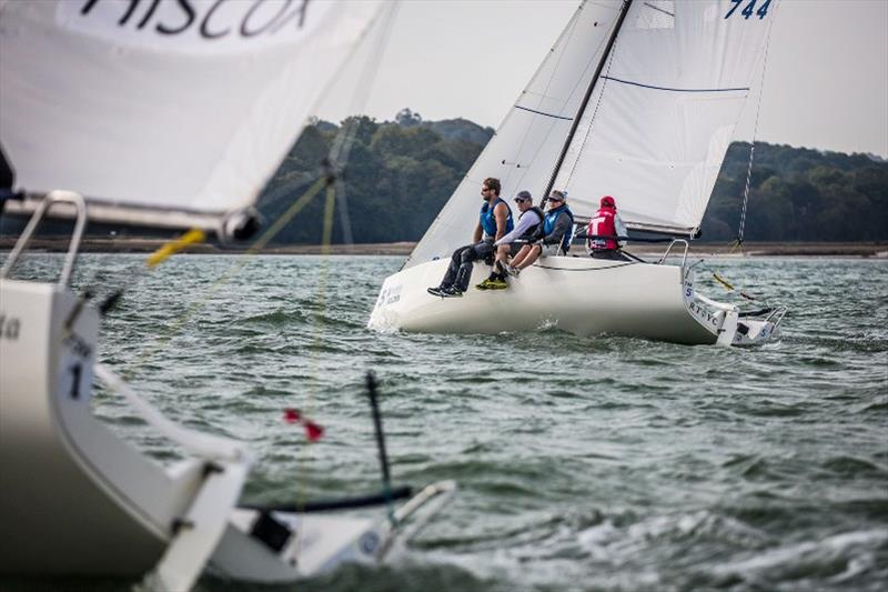 2017 British Keelboat League finals - photo © Sportography.tv