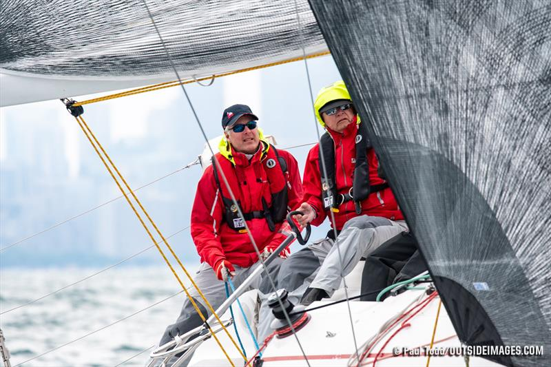 2018 Helly Hansen NOOD Regatta - Day 1 - photo © Paul Todd / www.outsideimages.com