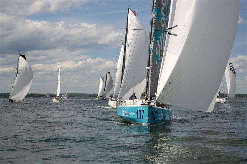 2018 Atlantic Cup Inshore Series - Day 1 photo copyright Billy Black taken at  and featuring the IRC class